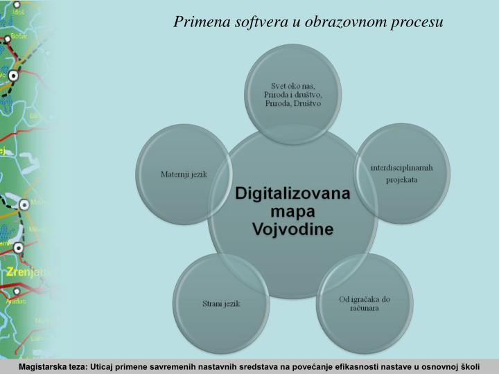 Primena softvera u obrazovnom procesu