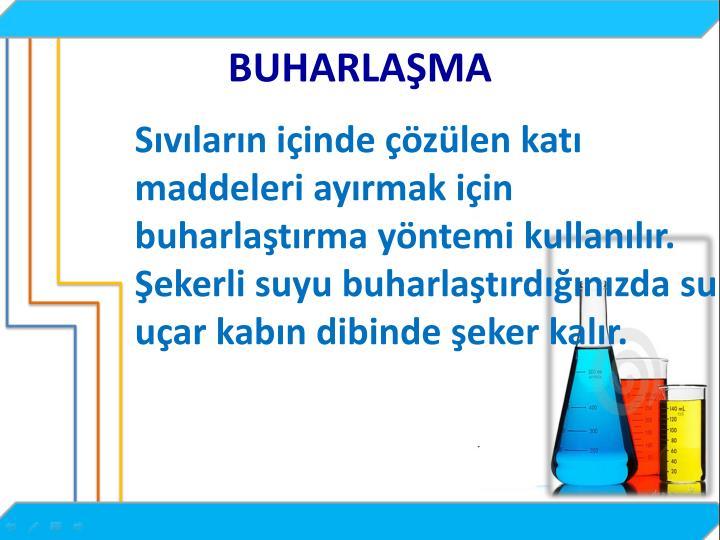 BUHARLAMA