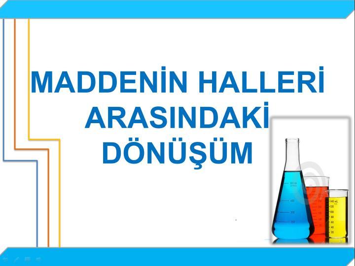 MADDENN HALLER ARASINDAK DNM
