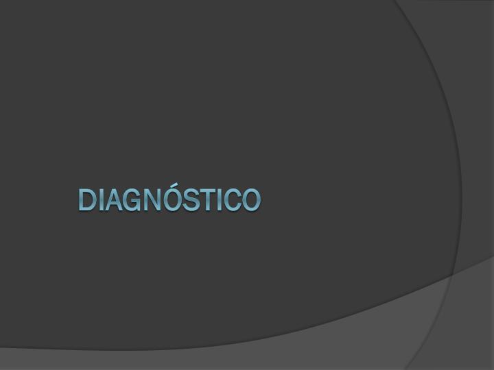 Diagnstico