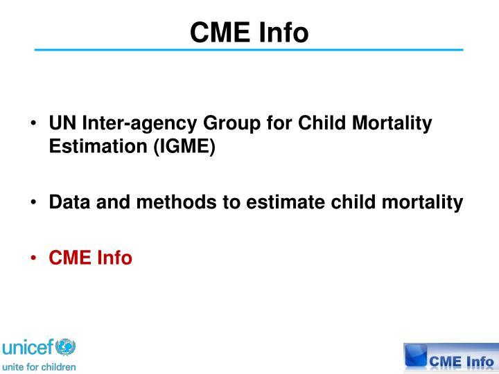 CME Info