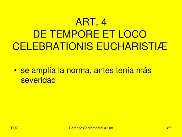 ART. 4