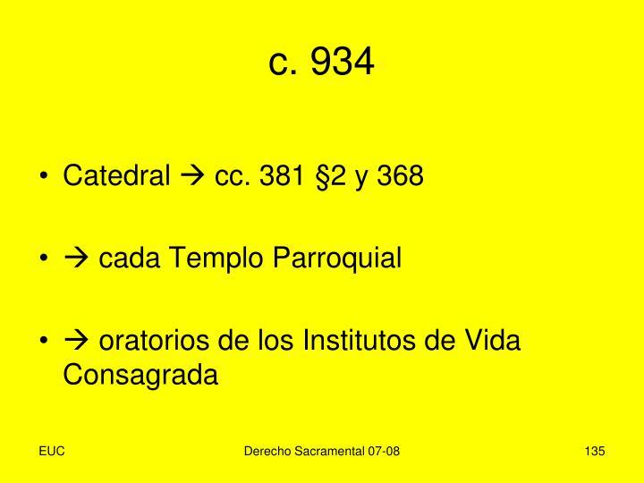 c. 934