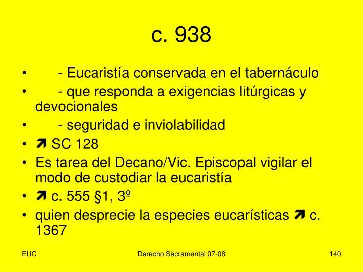 c. 938