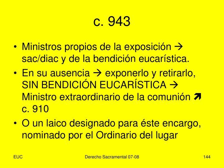 c. 943