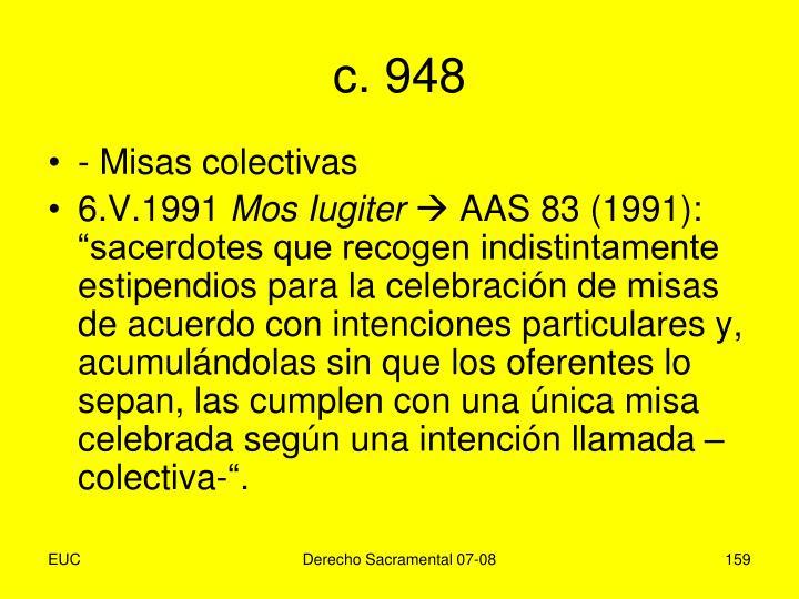c. 948