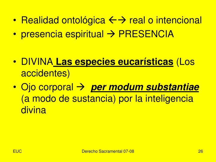 Realidad ontológica