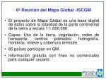 8 a r euni n del mapa global iscgm