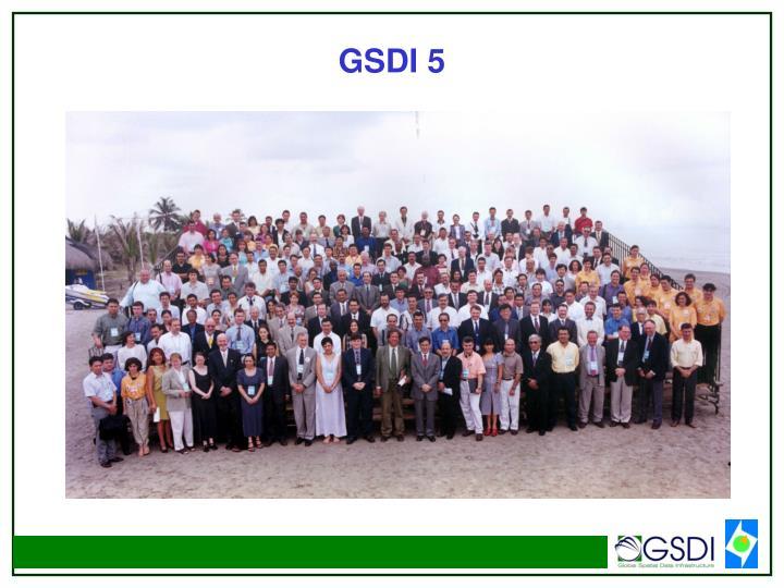 GSDI 5