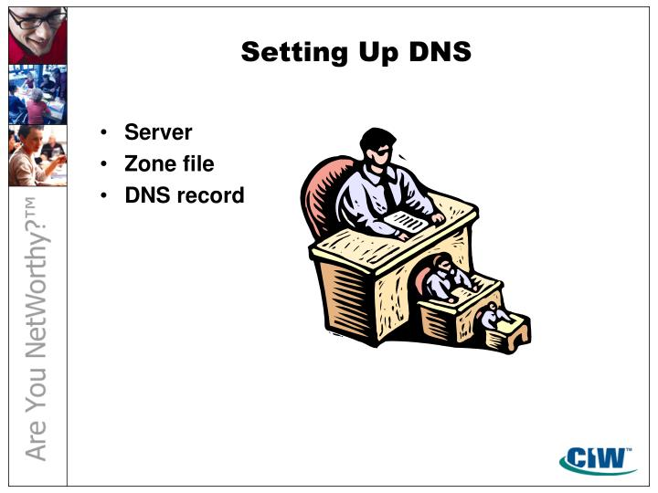 Setting Up DNS