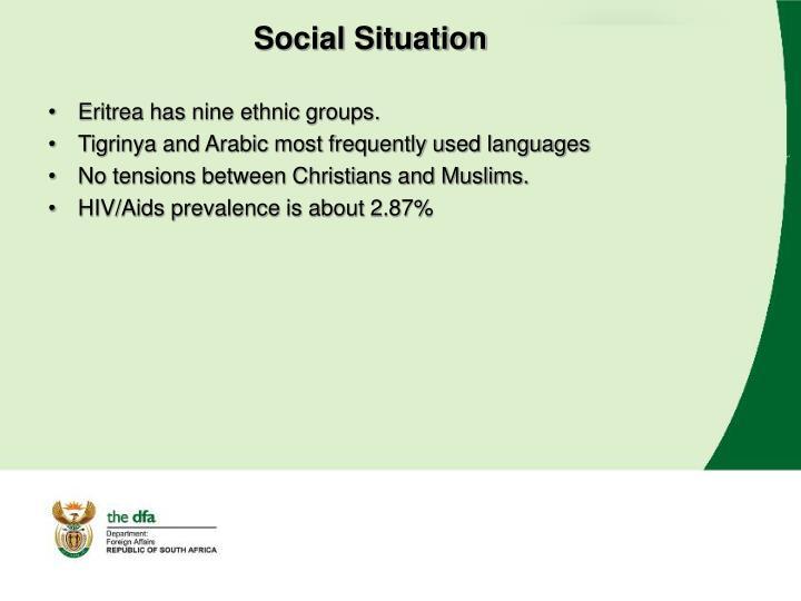 Social Situation