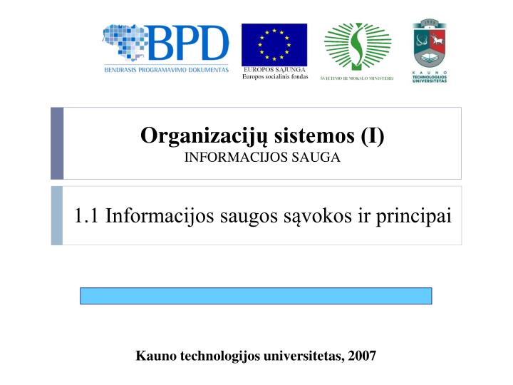 Organizacij