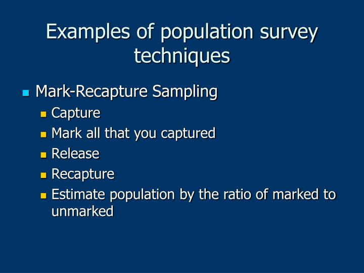 tadpole population mark and recapture For scientific analysis (determining area of movement, etc) how are frogs marked for recapture.