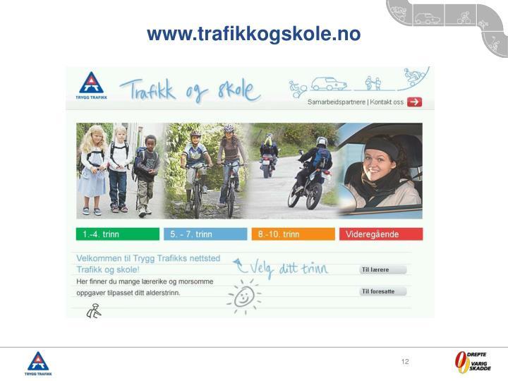 www.trafikkogskole.no