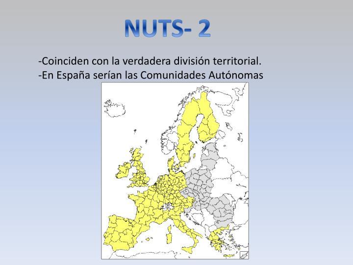 NUTS- 2