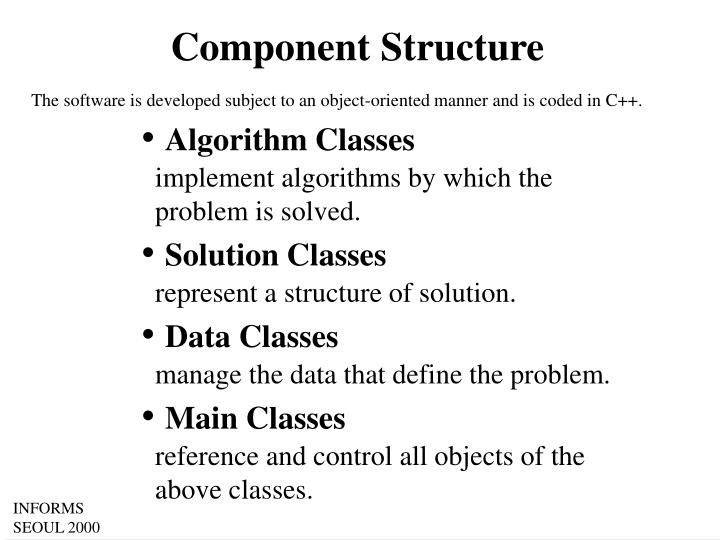 Component Structure
