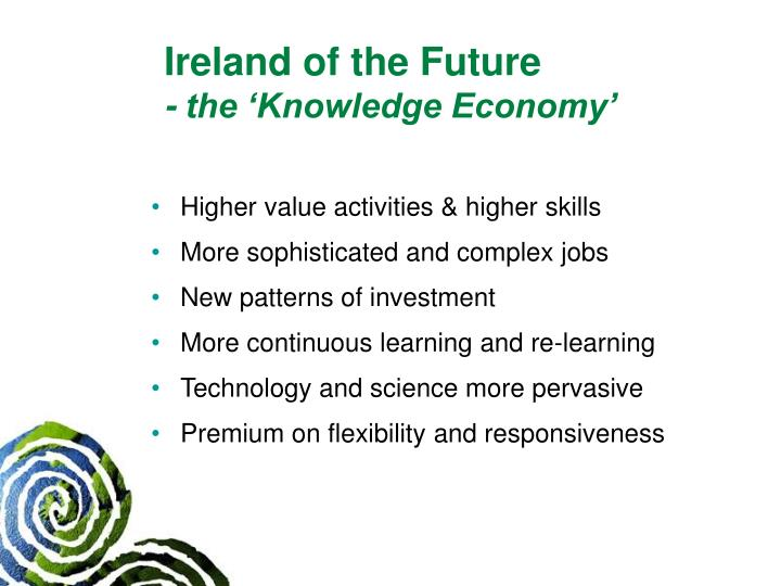 Ireland of the Future
