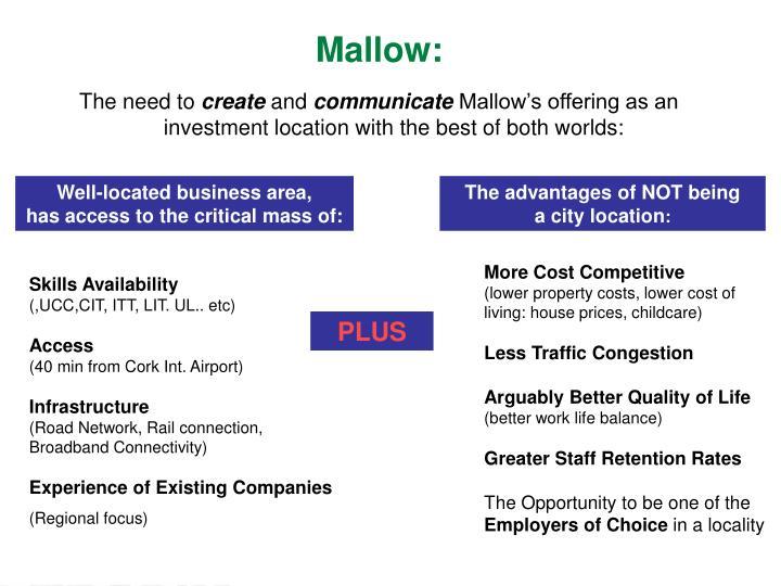 Mallow: