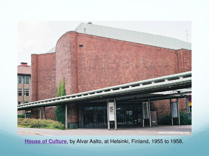 House of Culture