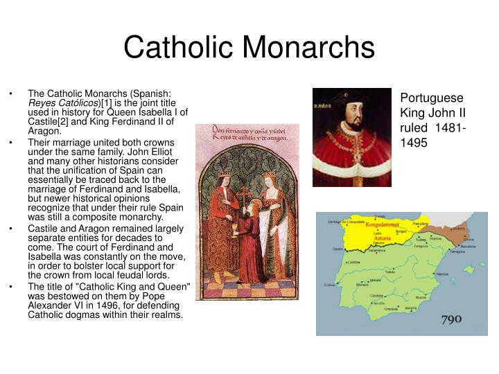 Catholic Monarchs