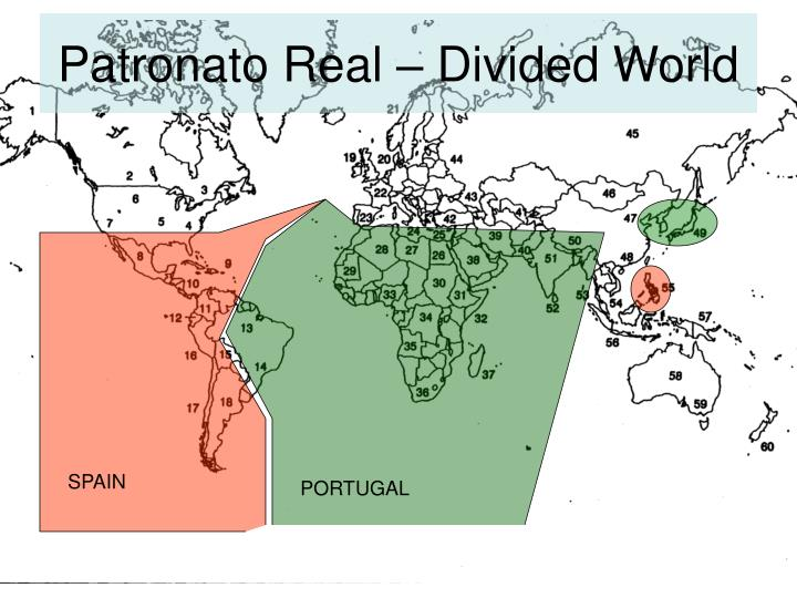 Patronato Real – Divided World