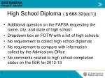 high school diploma 668 32 e 1