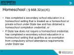 homeschool 668 32 e 4