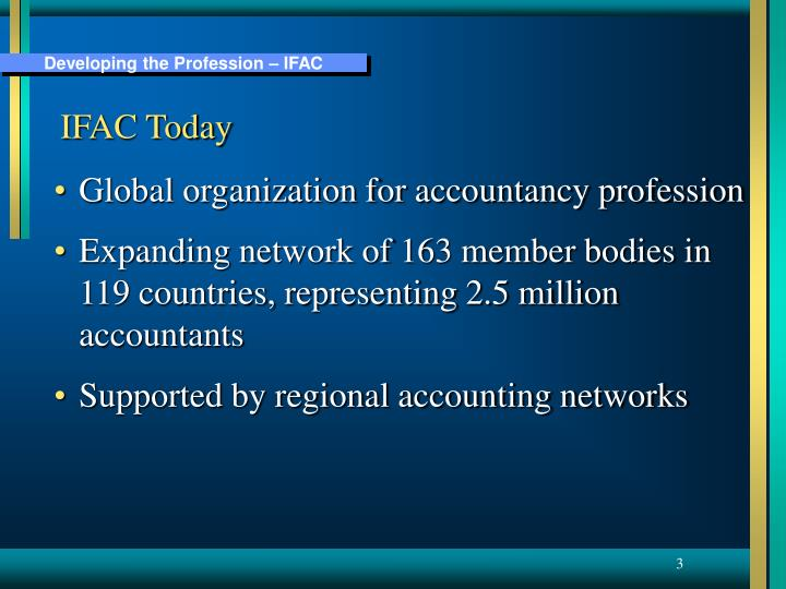IFAC Today
