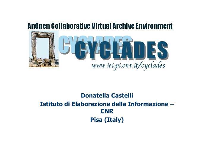 Donatella Castelli
