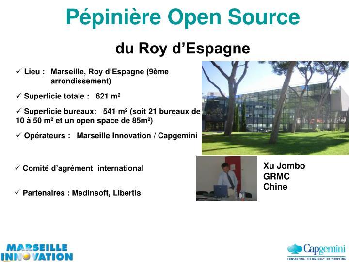 Pépinière Open Source