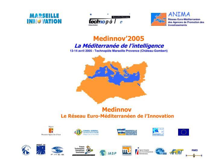 Medinnov'2005