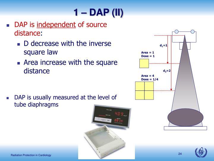1 – DAP (II)
