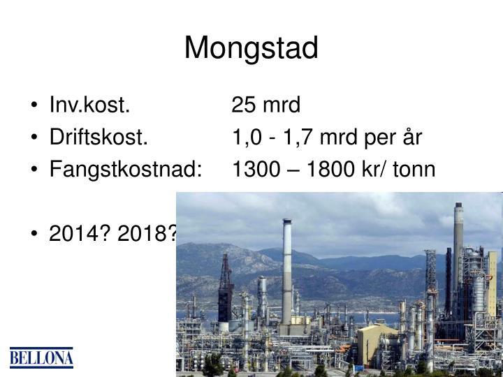 Mongstad
