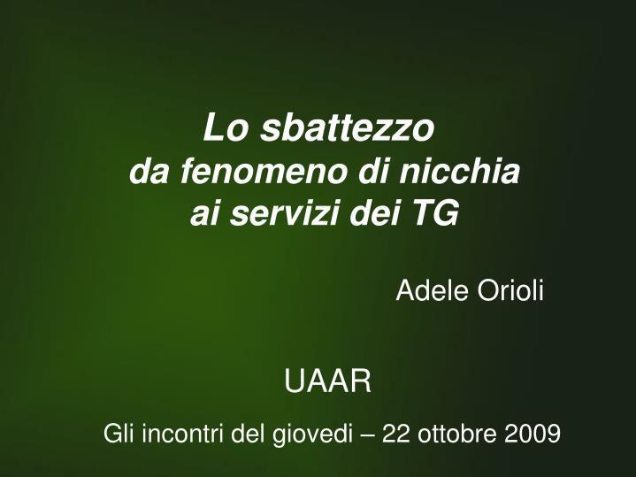 Adele Orioli