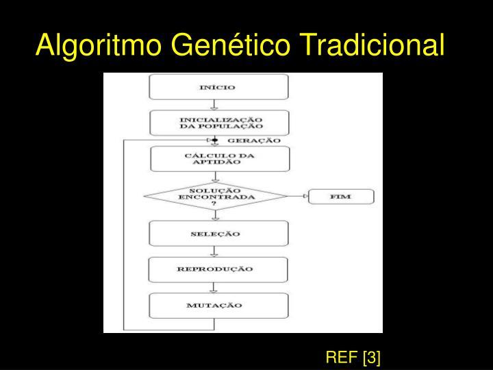 Algoritmo Genético Tradicional