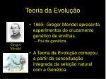 teoria da evolu o1