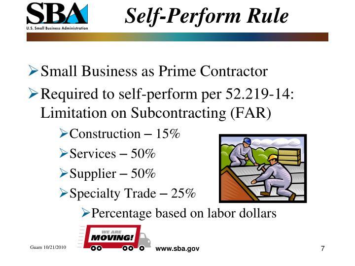 small business plan dollar threshold