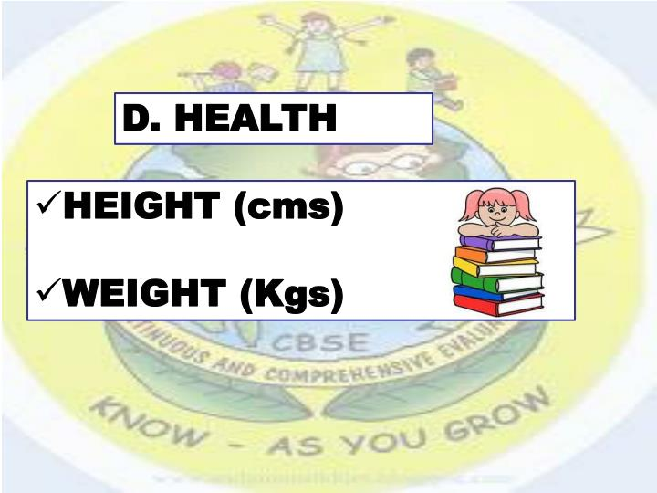 D. HEALTH