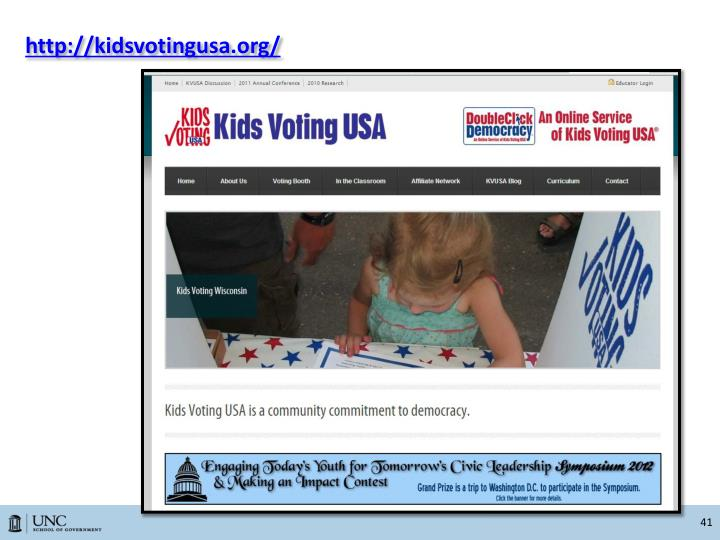 http://kidsvotingusa.org/