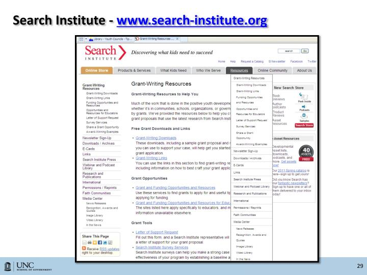 Search Institute -