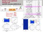 design of an optimum plasma cell quickpic simulation idre ucla
