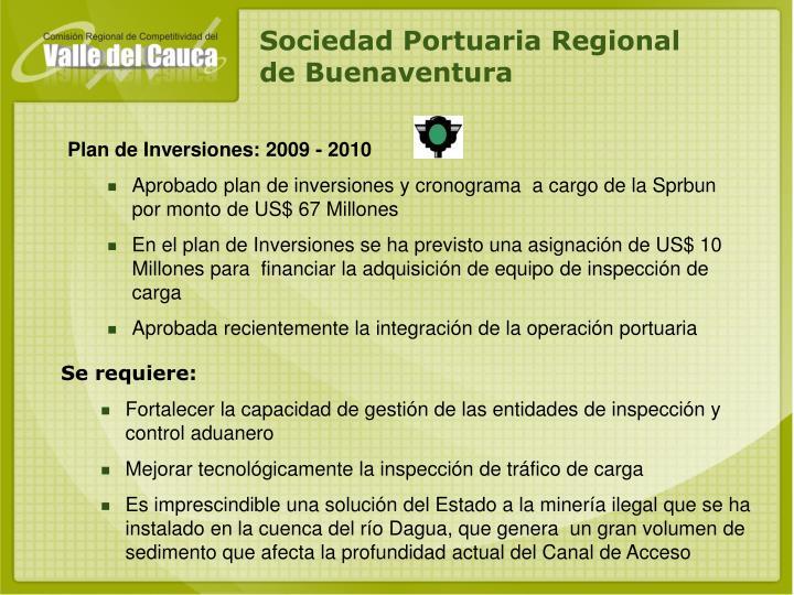 Sociedad Portuaria Regional de Buenaventura