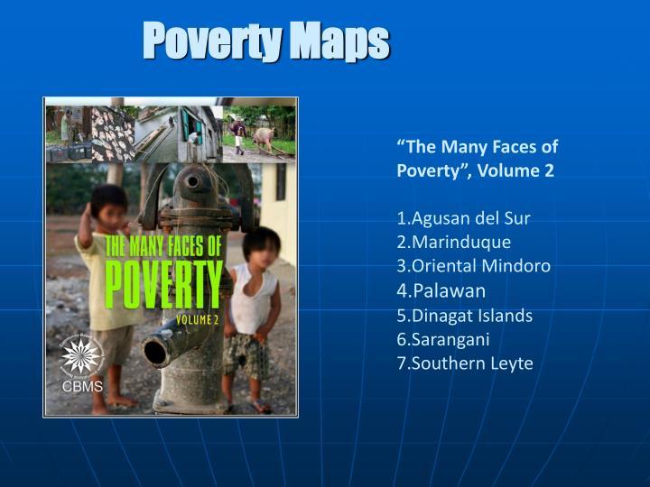 Poverty Maps