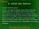 3 istilah dan definisi1