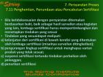 7 persyaratan proses 7 11 peng hentian penundaan atau pencabutan sertifikasi