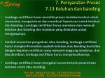 7 persyaratan proses 7 13 keluhan dan banding