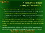 7 persyaratan proses 7 6 keputusan sertifikasi1