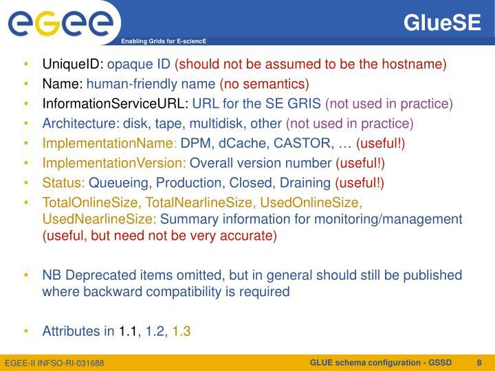GlueSE
