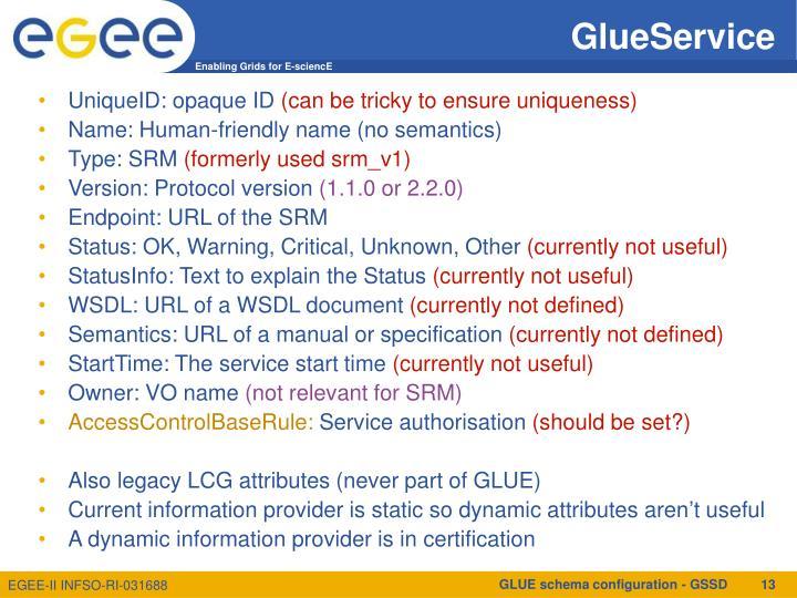 GlueService