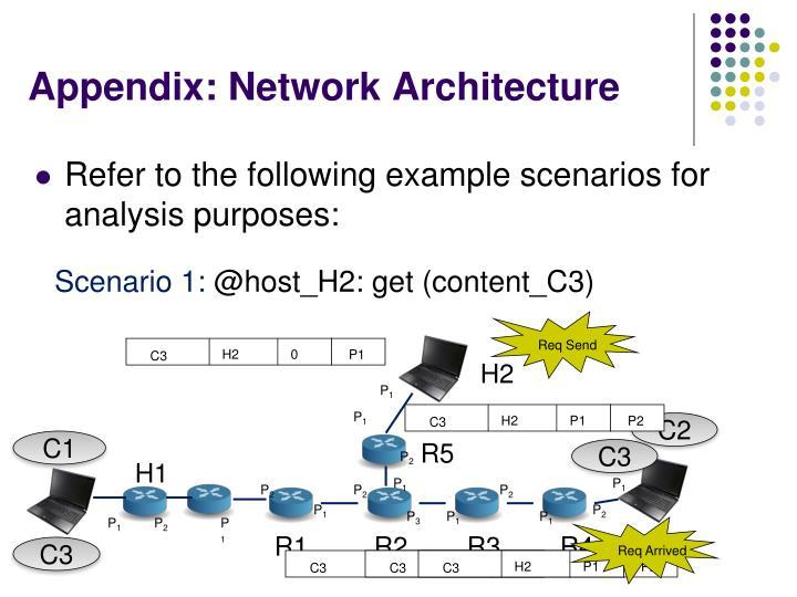 Appendix: Network Architecture